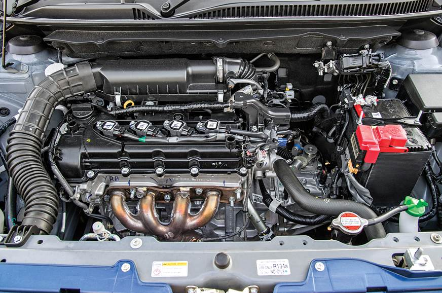 Maruti Suzuki Baleno petrol engine