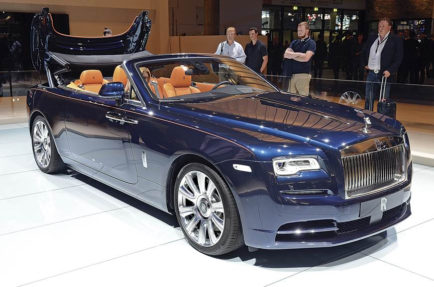 8 most expensive cars on sale in India