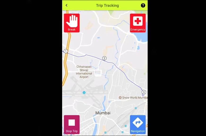 Traeser app 3