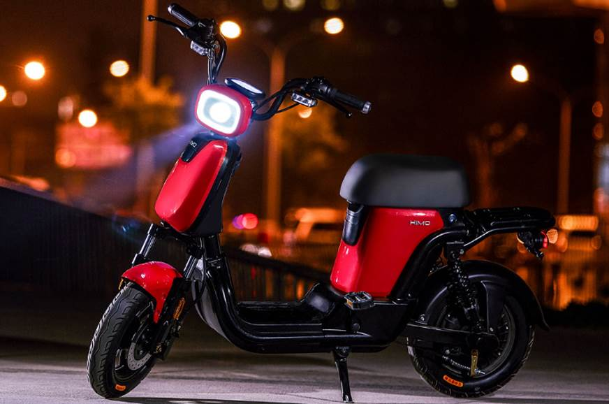 Xiaomi electric moped, Xiaomi Himo T1