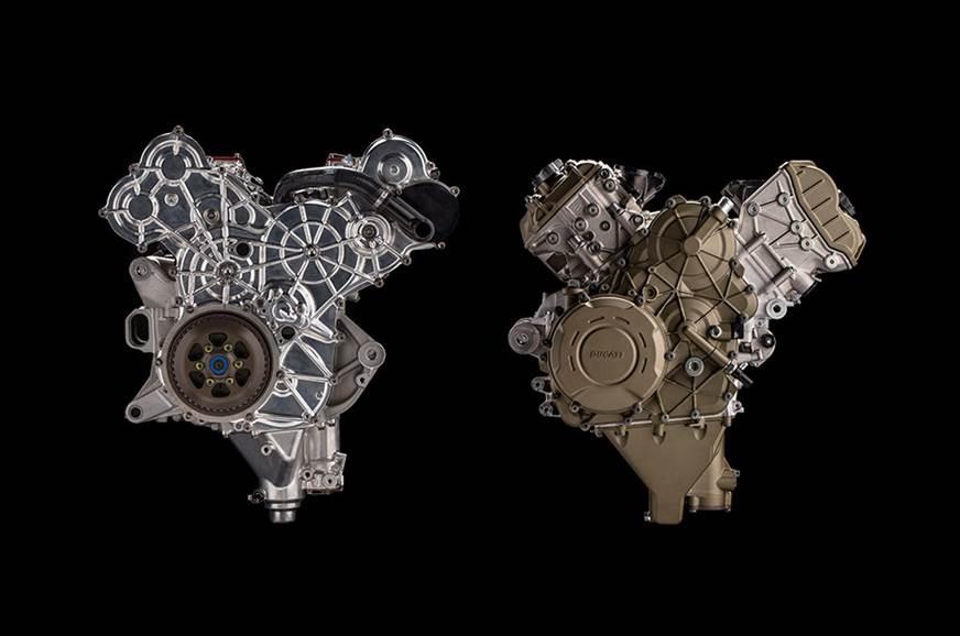 Ducati V4 engine
