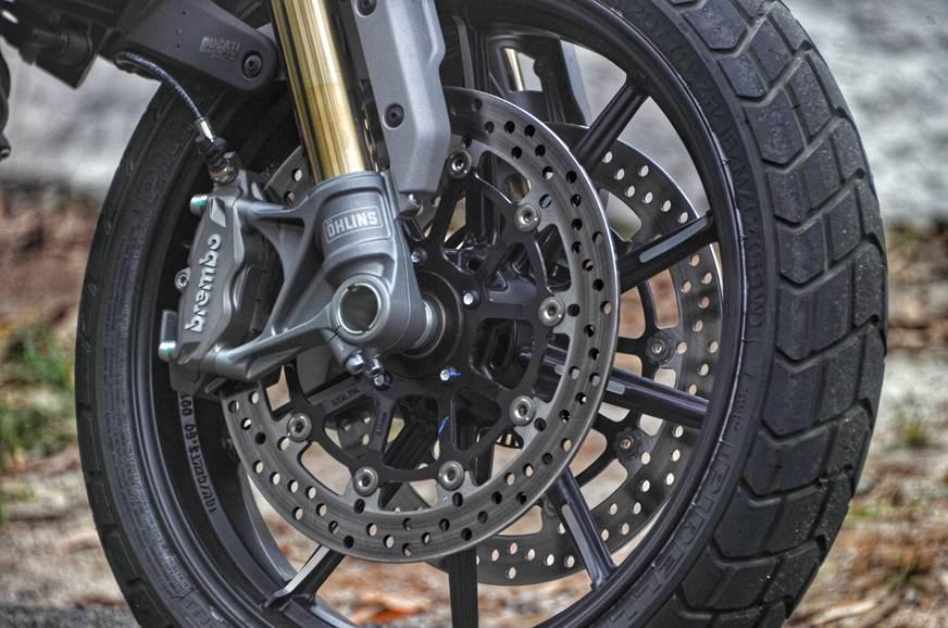 Ducati Scrambler 1100 disc