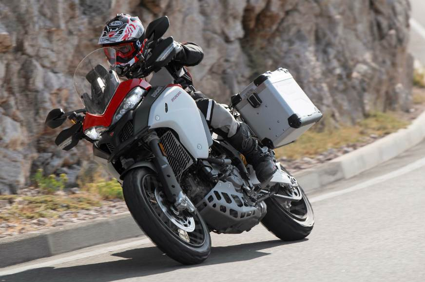 2018 Ducati Multistrada 1260 Enduro review, test ride
