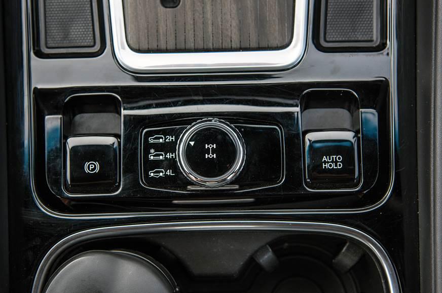 2019 Mahindra Alturas G4 4WD