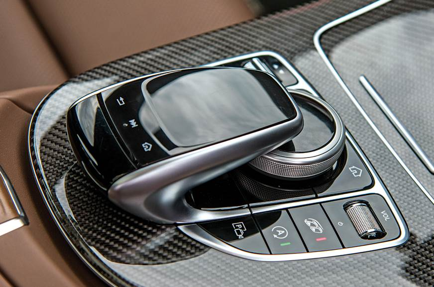 2018 Mercedes-AMG E 63 S infotainment