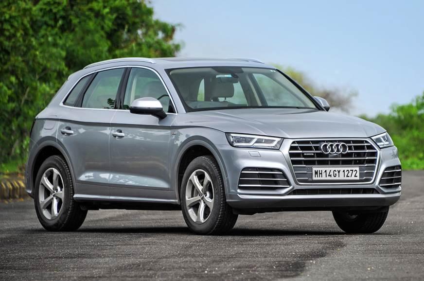 2018 Audi Q5 45 TFSI petrol SUV review, test drive - Autocar India