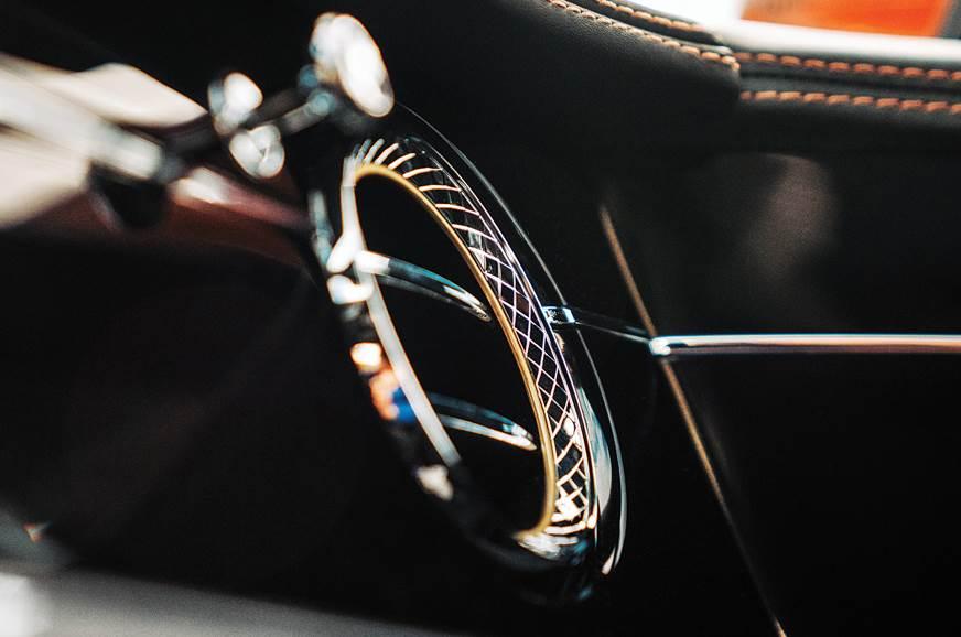 Bentley Continental GT detail