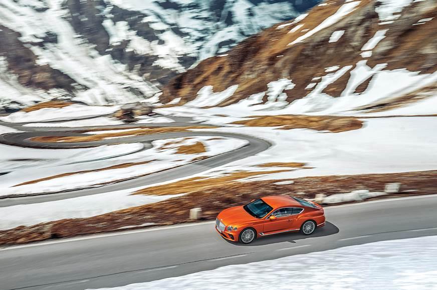 Bentley Continental GT top