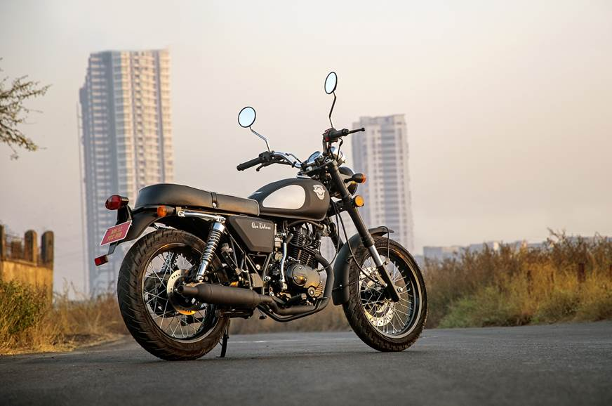 What Does Abs Stand For In A Car >> Cleveland Ace Deluxe review, test ride - Autocar India