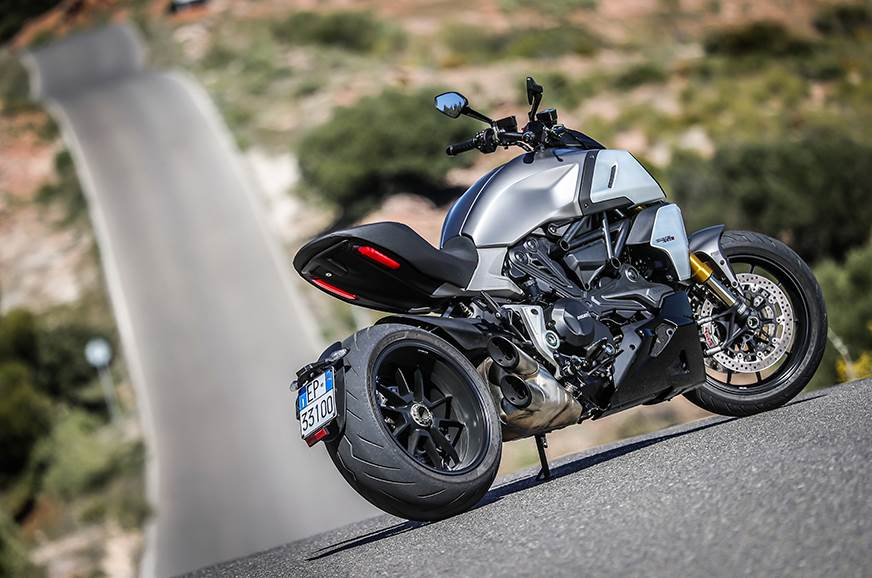 2019 Ducati Diavel 1260 S Test Ride And Review Autocar India