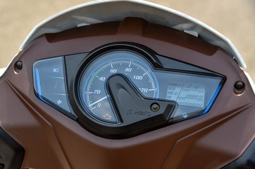 New Hero Maestro Edge 125 Fuel-injected Review