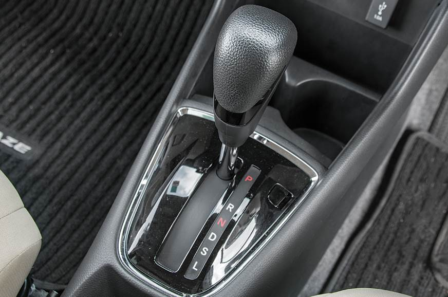 Honda Amaze CVT gearbox