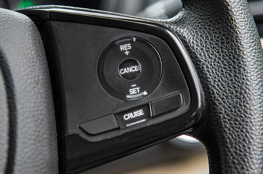 Honda Amaze cruise control