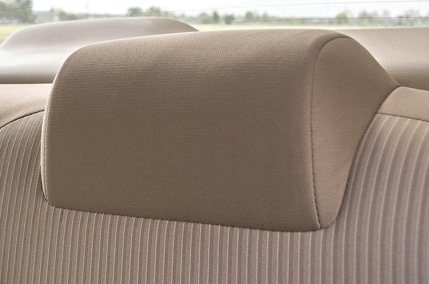 Honda Amaze rear headrest