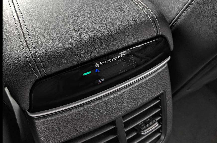 Kia Seltos air purifier