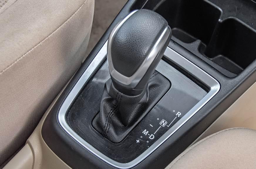 Maruti Suzuki Dzire AMT gearbox