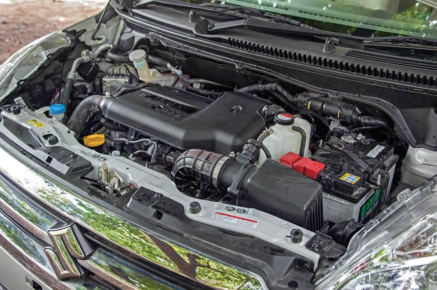 Maruti Suzuki Ertiga engine