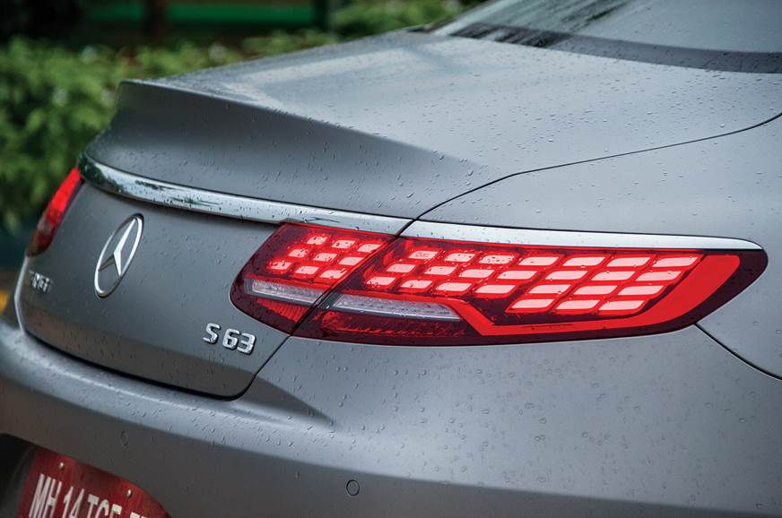 Mercedes-AMG S 63 Coupe tail-lamp