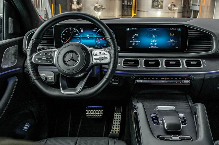 India Bound New 2020 Mercedes Gls Review Test Drive