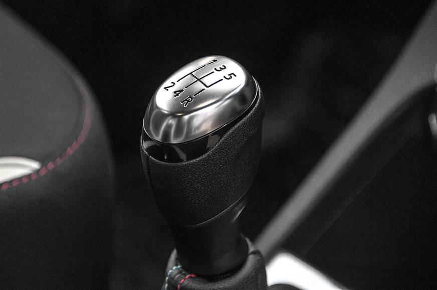 Renault Captur gear