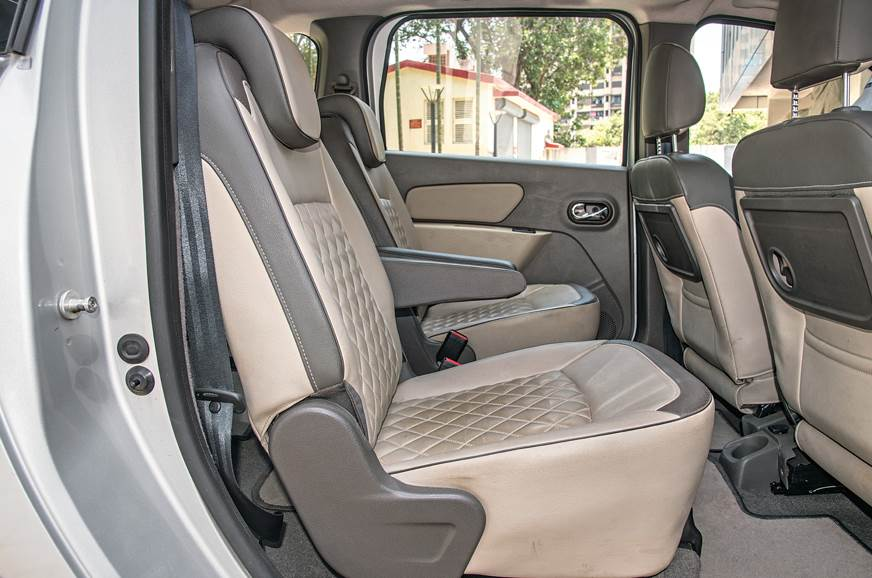 Renault Lodgy seats