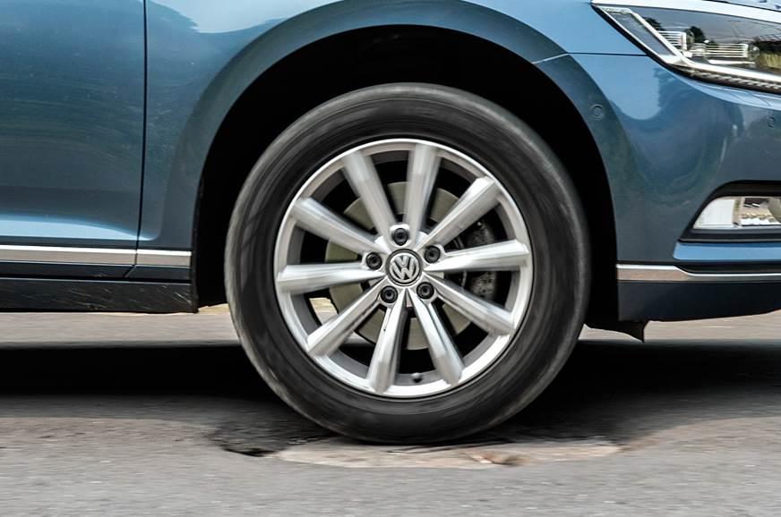 2018 VW Passat long term suspension