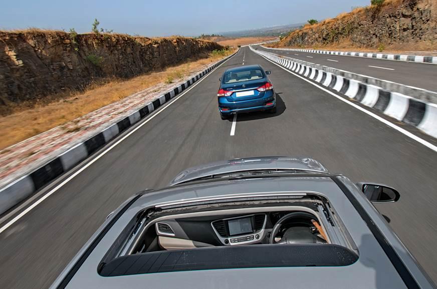 Hyundai Verna vs Maruti Ciaz