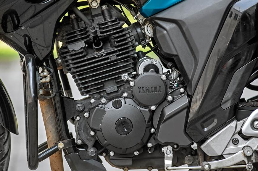 Yamaha FZ25 engine
