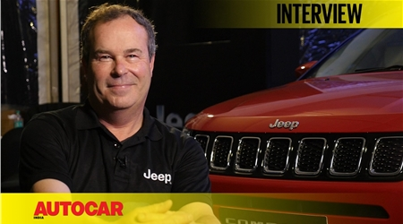 In conversation with Mark Allen, Jeep design head