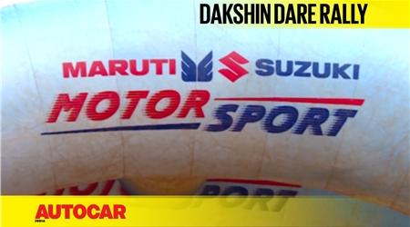 2017 Maruti Suzuki Dakshin Dare Rally webisode 3