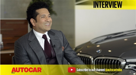 In conversation with Sachin Tendulkar