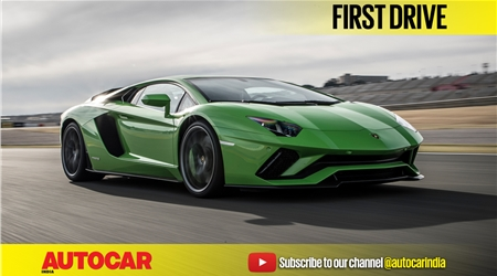 Lamborghini Aventador S video review