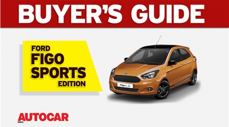 Buyer's guide: Ford Figo sports edition video