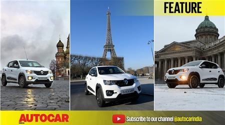 Delhi to Paris in a Renault Kwid episode 2