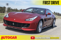 2017 Ferrari GTC4Lusso T video review