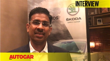 In conversation with Ashutosh Dixit, Skoda India