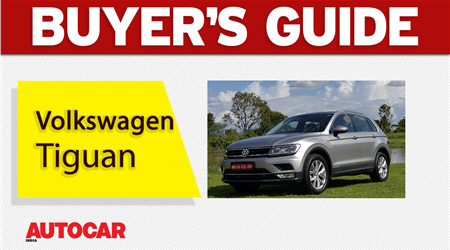 2017 Volkswagen Tiguan buyers guide video