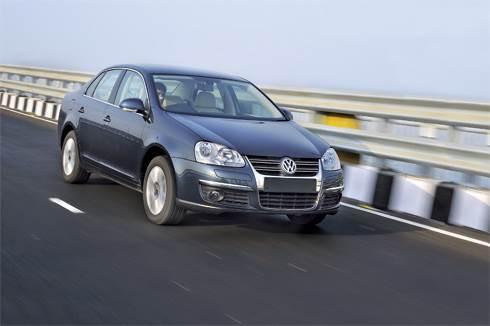 VW Jetta 2.0 TDI 2009 (Old)