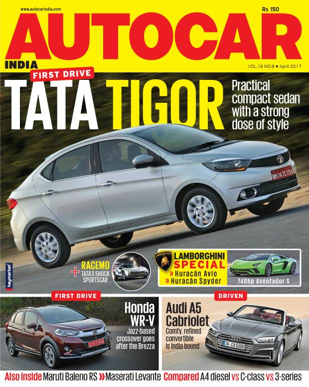 Autocar India Magazine Issue: Autocar India: April 2017