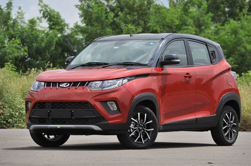 mahindra kuv100 nxt test drive expert review autocar india autocar india. Black Bedroom Furniture Sets. Home Design Ideas