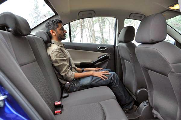 Kings Of Comfort Budget Cars With Best Rear Seats