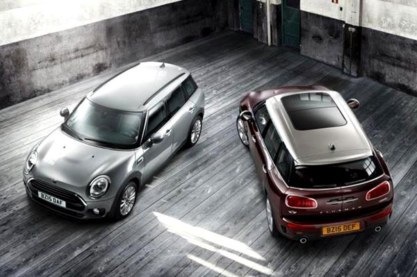 These Days Minis Are Getting Less And Mini The New Clubman Is Gest Yet It S Second Generation Of Estate Car