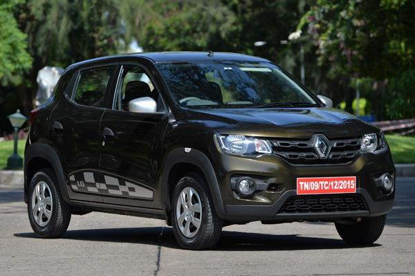 2016 Renault Kwid 10 Review Test Drive Autocar India