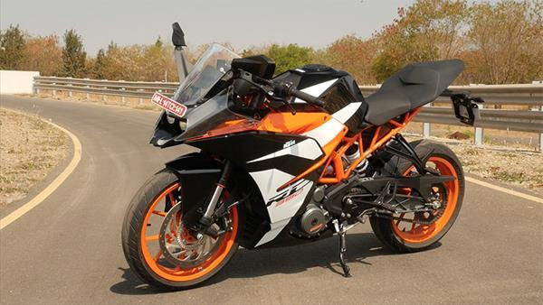 2017 ktm rc 390 review, price, specifications and features