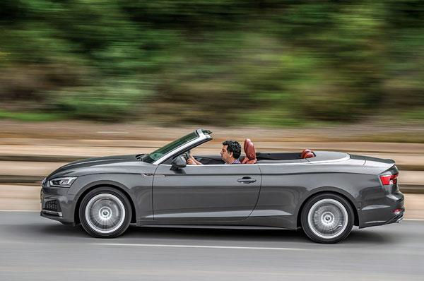 2017 Audi A5 Cabriolet Review Specifications Interior Expected
