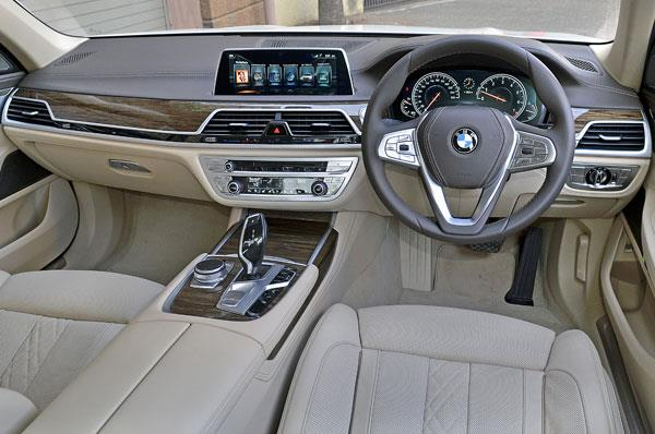 2017 Bmw 740li Review Specifications Interiors Images Price
