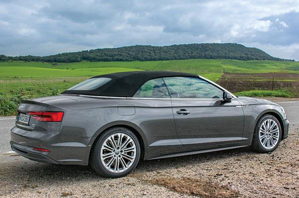 2017 audi a5 cabriolet review specifications interior. Black Bedroom Furniture Sets. Home Design Ideas