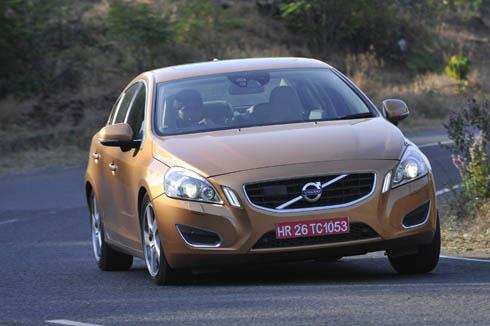 Volvo S60 First Drive