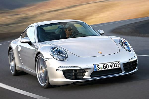 New Porsche 911 Carrera S review