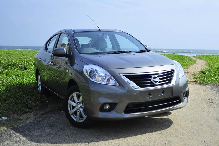 Nissan Sunny diesel review, test drive
